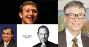 Top College Dropout Billionaires in Hindi
