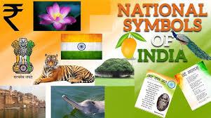 """""""National Symbols of India in Hindi"""" (भारत के राष्ट्रीय प्रतीक हिंदी में)"""