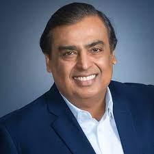 Mukesh Ambani Bigraphy