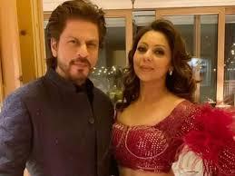 Shahrukh Khan & Gauri Khan love story